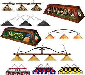 Pool Table Lights and Billiard Lighting